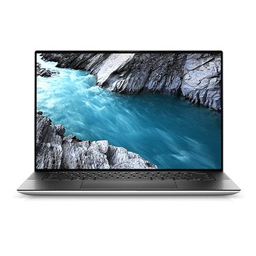 Dell XPS 15 (9500) Touch Silver (TN-9500-N2-712S)