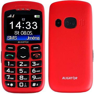 Aligator A670 Senior Red (A670R)