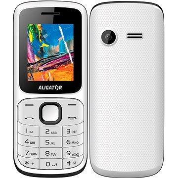 Aligator D210 Dual SIM bílá (AD210WB)