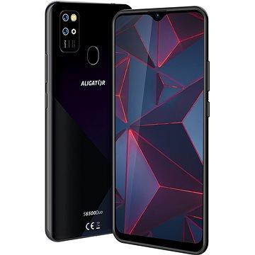 Aligator S6500 Duo Crystal 32GB černá (AS6500BK)