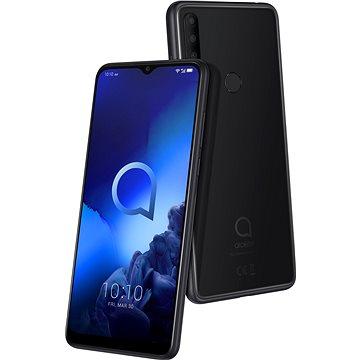Alcatel 3X (2019) 64GB černá (5048Y-2AALE112)