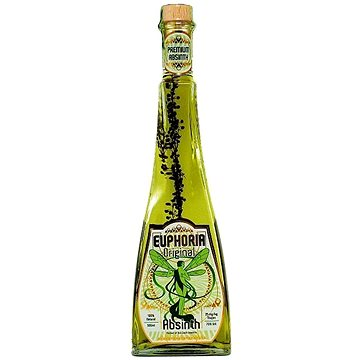 Hill´S Euphoria Absinth Original 0,5l 70% (8594018430222)