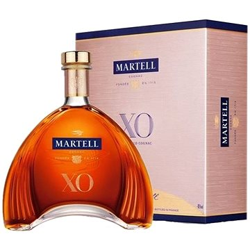 Martell XO 0,7l 40% (3219820006186)