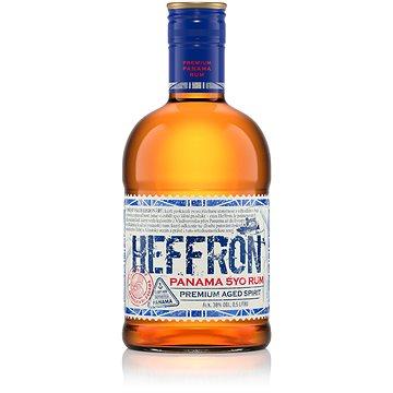 Heffron Panama Rum 5YO 0,5l 38% (8594001446858)