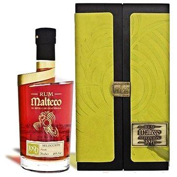 Malteco 27Y 1990 0,7l 40% (8009366300191)