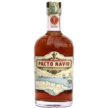 Havana Club Pacto Navio 0,7l 40% (8501110086042)