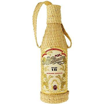 Millonario Rum Solera Reserva Especial 15Y 0,7l 40% (8033749400000)