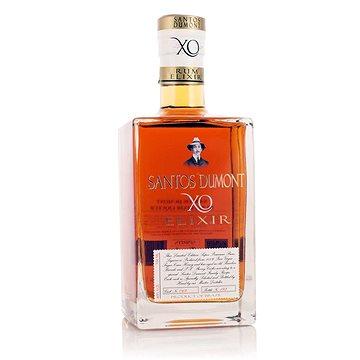 Santos Dumont Rum Elixir XO 0,7l 40% (5712421040200)