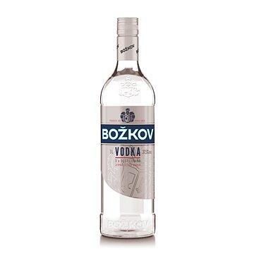 Božkov Vodka 1l 37,5 % (8594005010123)