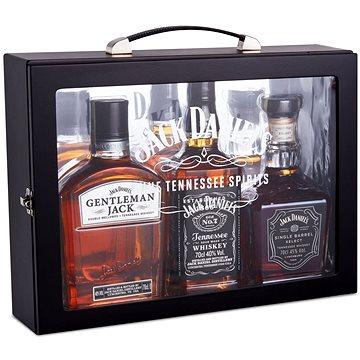 Jack Daniel's Family Box 3×0,7l GB (5099873700013)