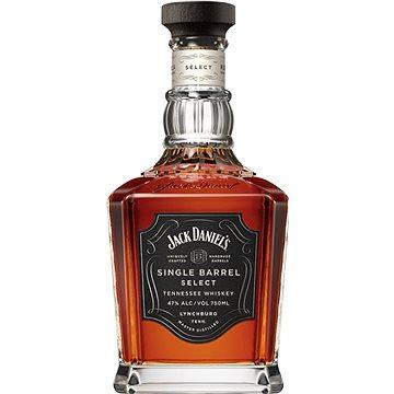 Jack Daniel's Single Barrel Select 0,7l 45% (82184088654)