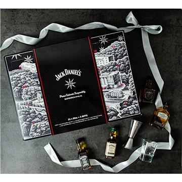 Jack Daniel's Whiskey kalendář 21 × 0,05l (5099873216088)