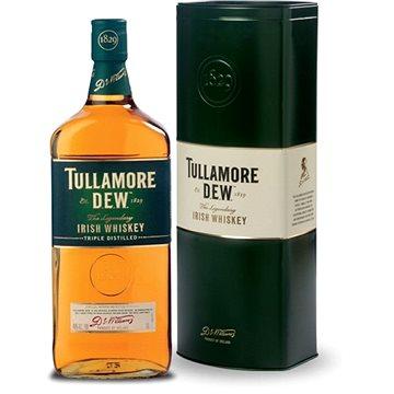 Tullamore Dew 0,7l 40% plech (5011026108972)