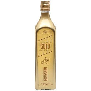 Johnnie Walker Gold Label Reserve Keep Walking 0,7l 40% L.E. (5000267182346)