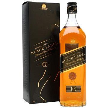 Johnnie Walker Black Label 12Y 1l 40% (5000267023601)