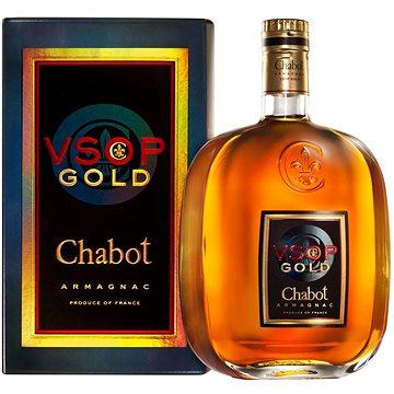 Armagnac Chabot VSOP Gold 0,7l 40% (3261090420940)