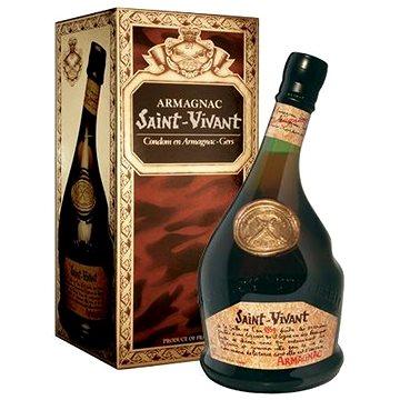 Saint Vivant Armagnac 0,7l 40% (3147690083207)