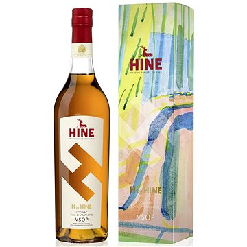 Cognac Thomas Hine VSOP 0,7l 40% (80368317507)
