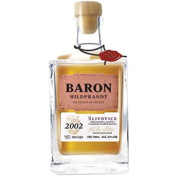 Baron Hildprandt Slivovice 2002 0,7l 50% L.E. (8594024924371)