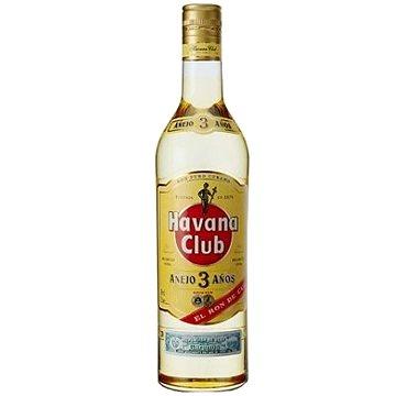 Havana Club Anejo 3Y 0,7l 37,5% (8501110088831)