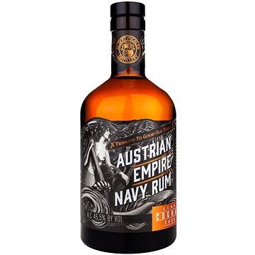 Austrian Empire Navy Rum Cognac Cask 0,7L 46,5% (742832137331)