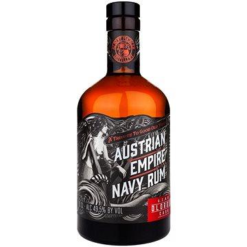 Austrian Empire Navy Rum Oloroso Cask 0,7L 49,5% (742832954945)