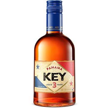 Key Rum Panama 3y 0,5l 38% (8594005021709)