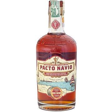 Pacto Navio French Oak Red Wine Cask 0,7l 40% (8501110080491)