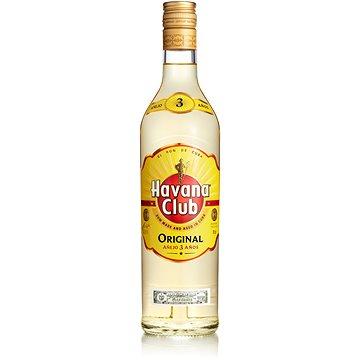 Havana Club Anejo 3Y 0,7l 40% (8501110080231)