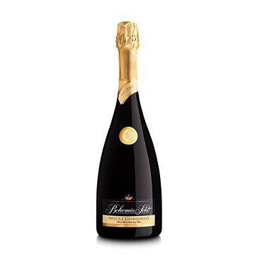 BOHEMIA SEKT Chardonnay Prestige Jakostní šumivé víno stanovené oblasti 0,75l 13% (8594000941293)