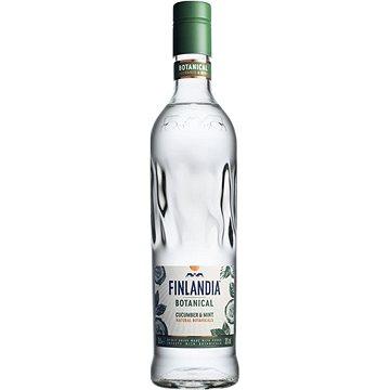 Finlandia Botanical Cucumber & Mint 0,7l 30% (5099873020067)