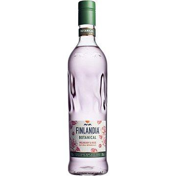 Finlandia Botanical Wildberry & Rose 0,7l 30% (5099873020081)