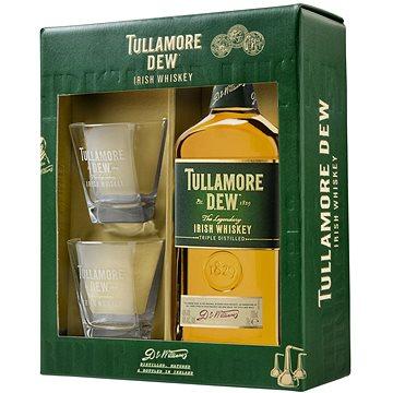 Tullamore Dew 0,7l 40% + 2x sklo GB (5011026108903)