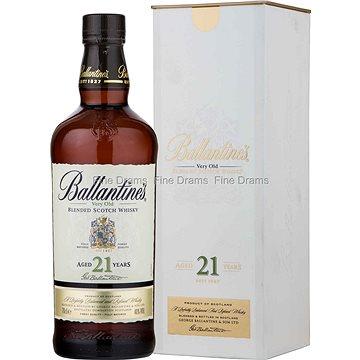 Ballantine's 21Y 0,7l 40% GB (5010106110393)