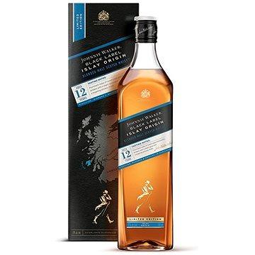 Johnnie Walker Black Label Islay Origin 12Y 1l 42% (5000267175928)