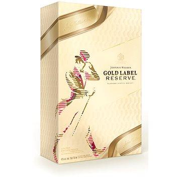 Johnnie Walker Gold Label Reserve 0,7l 40% + 2x sklo GB (5000267176819)