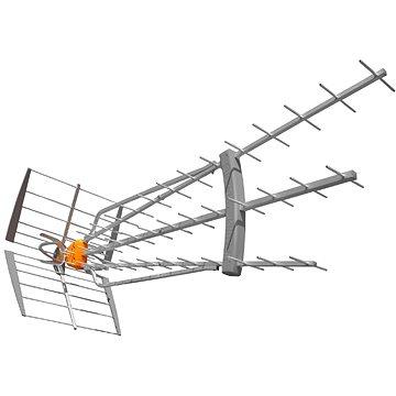 Televés DAT BOSS LR TFORCE LTE 700-5G Ready (A09g05c)