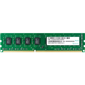 Apacer 8GB DDR3 1600MHz CL11 (DL.08G2K.KAM)
