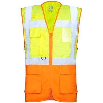 Ardon Síťovaná manažerská vesta SIGNAL žluto-oranžová vel. XXL (H5928/XXL)