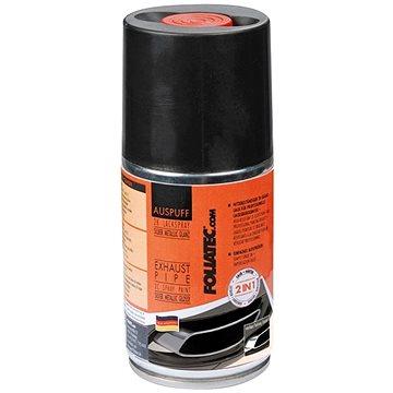 FOLIATEC - barva na koncovky výfuku - černá lesklá (2125)
