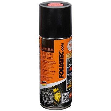 FOLIATEC - barva na brzdy ve spreji - žlutá (2132)