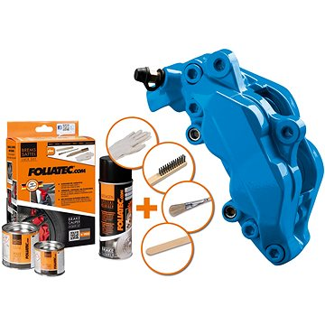 FOLIATEC - barva na brzdy - modrá GT (2188)