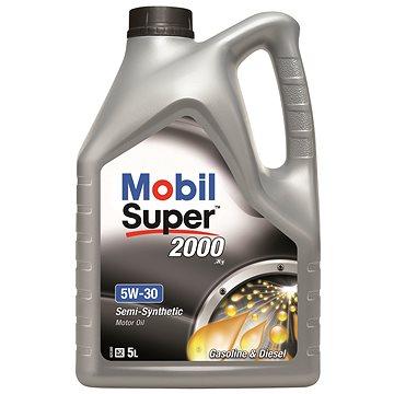 Mobil Super 2000 X1 5W-30 5l (153536)