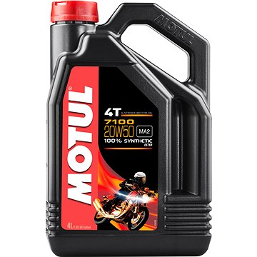 MOTUL 7100 20W50 4T 4L (104104)