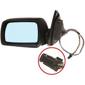 ACI zrcátko pro BMW X5, 00-03 modré sklo pro lak (5 pinů) L (0685807)