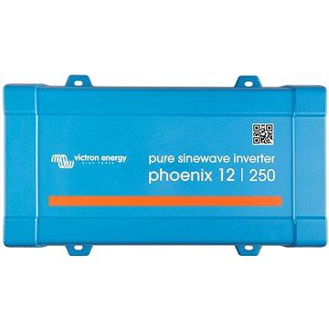 Victron měnič napětí Phoenix 12/250, 12V/250VA (PIN121251200)