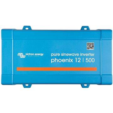 Victron měnič napětí Phoenix 12/500, 12V/500VA (PIN121501200)