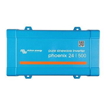 Victron měnič napětí Phoenix 24/500, 24V/500VA (PIN245010200)