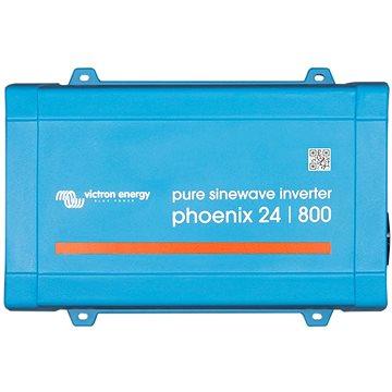 Victron měnič napětí Phoenix 24/800, 24V/800VA (PIN241800200)