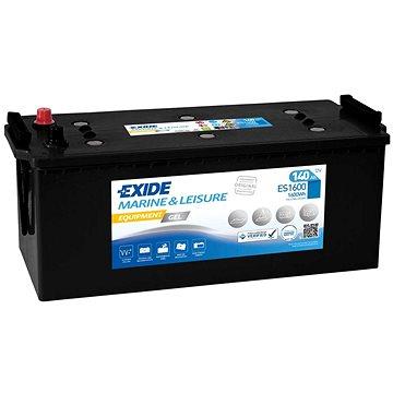 EXIDE EQUIPMENT GEL ES1600, baterie 12V, 140Ah (ES1600)